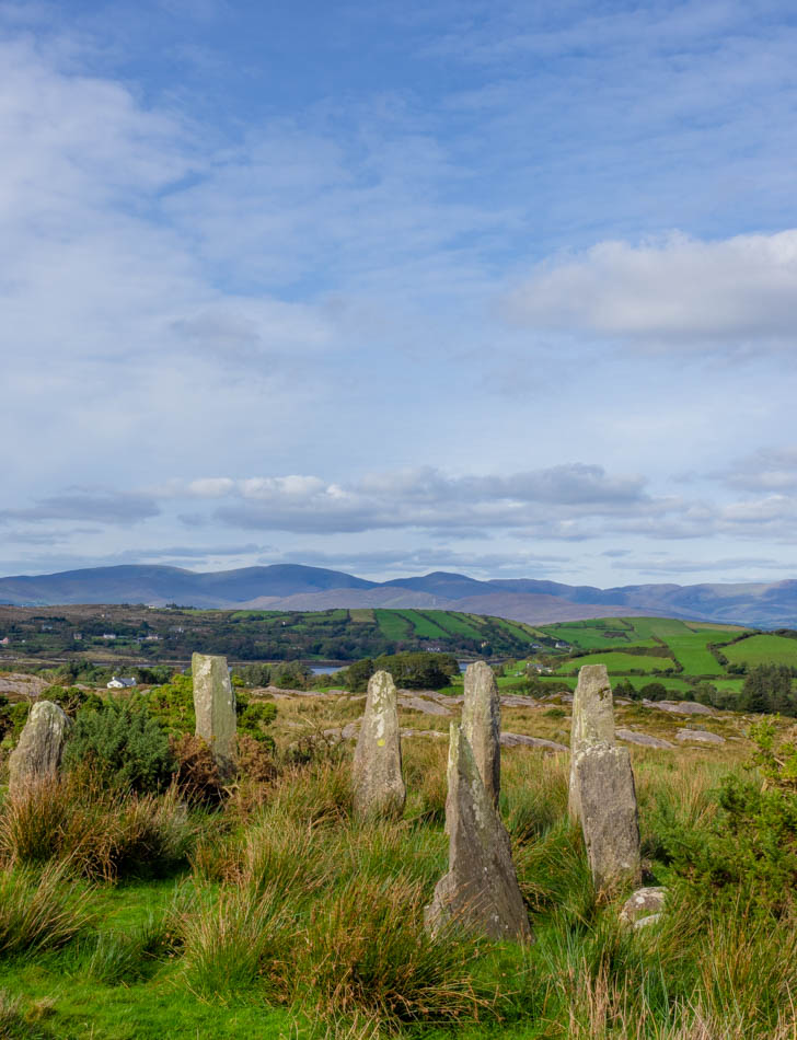 Ireland Ancient Stone Circle