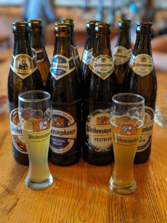types of beer in munich