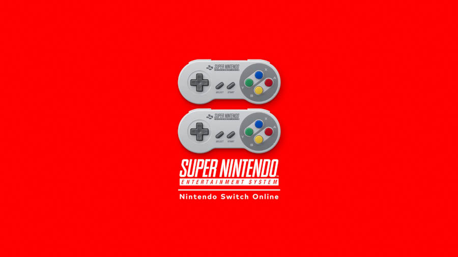 SNES flying with Switch