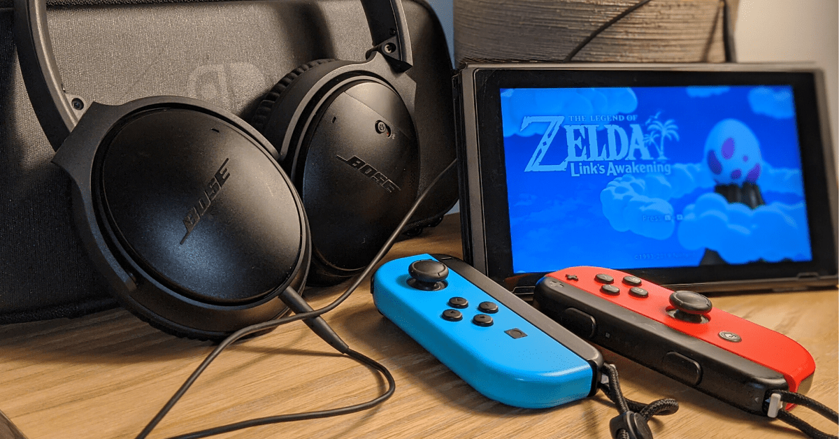 Tips for traveling flying Nintendo Switch