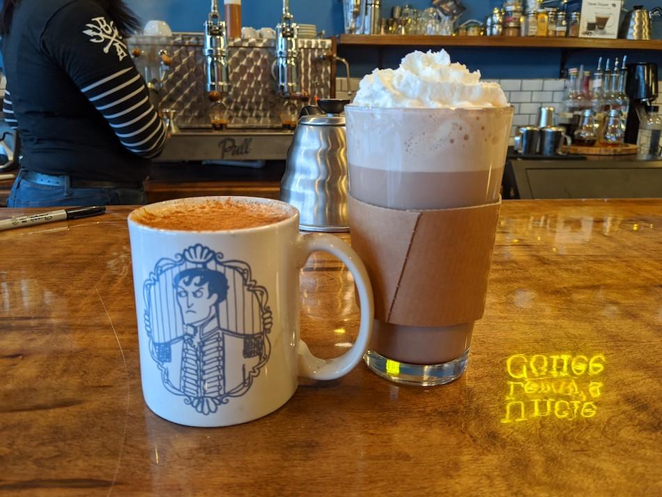 Uncle Leroys Coffee Anchorage