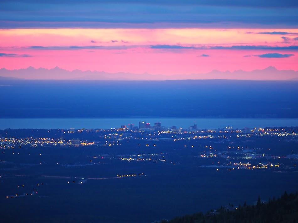Summer Solstice Anchorage