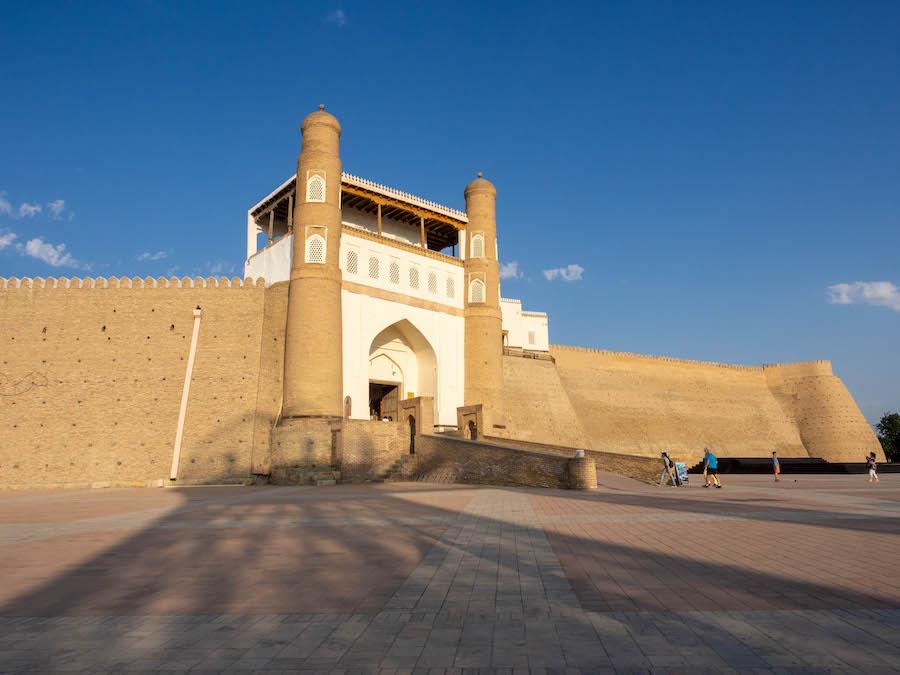 Ark Bukhara