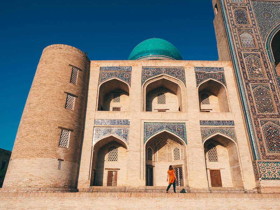 Mir-i-Arab Madrasa Bukha