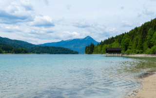 Jachenau Regions Hiking and Scenic Road Trip Munich