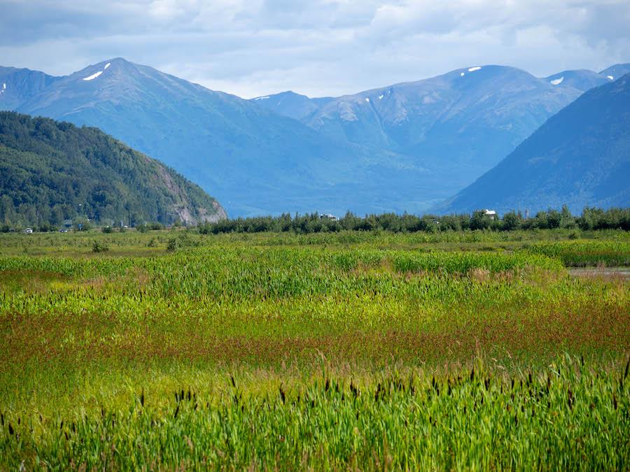 Alaska road trip Seward Highway