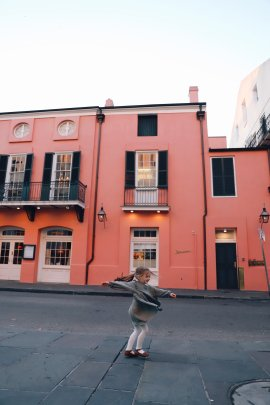 New Orleans With Kids