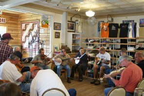 Jam Session at Floyd Country Store