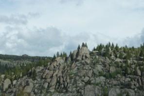 We're in the Rockies!