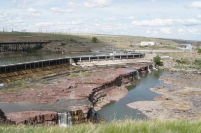 Rainbow Falls and Dam