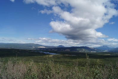 We stopped atop a small plateau for a beautiful view