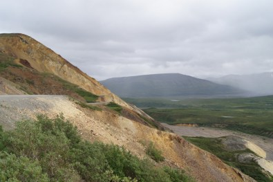 Beautiful colors at Polychrome Overlook