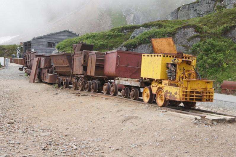 Old Mine Train