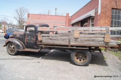 Darlin Truck in Mount Airy, NC