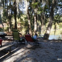 Two COE campgrounds in Alabama