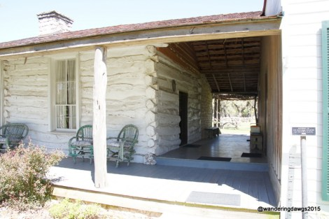 Pound Homestead in Dripping Springs, Texas