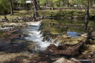 Cypress Creek in Wimberley
