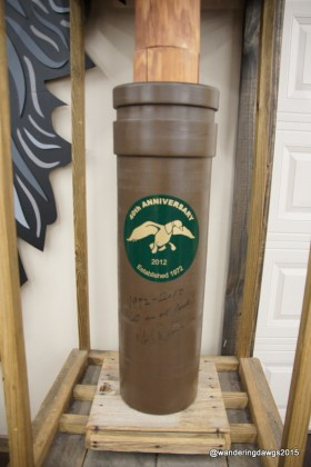 World's Largest Duck Call celebrating the 40th Anniversary of Duck Commander