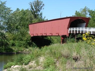Roseman Covered Bridge, Madison County, Iowa