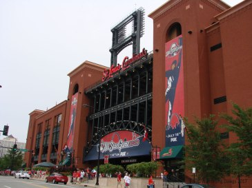 St. Louis Cardinals Busch Stadium