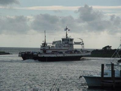 Ocracoke Island Ferry