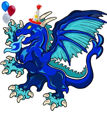 Party Dragon