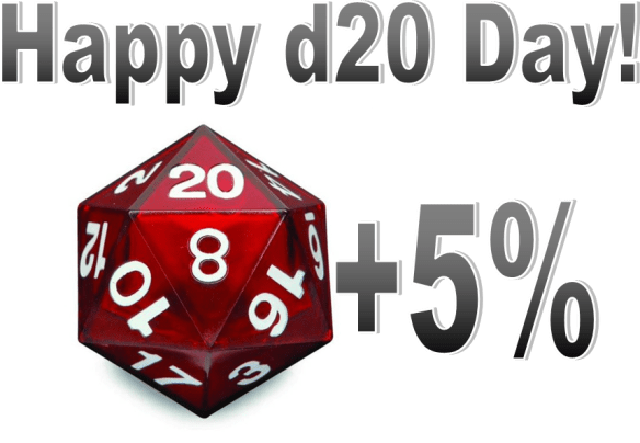 Happy d20Day