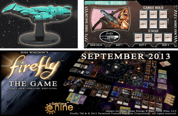 Firefly The Game Preorder