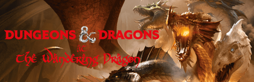 D&D Archives | Wandering Dragon Game Shoppe & Escape Room