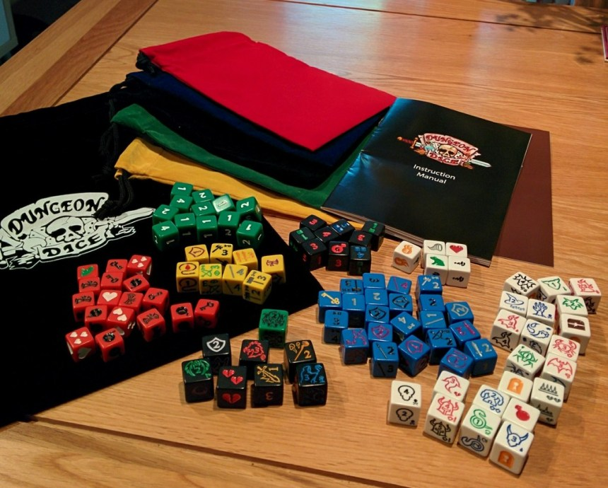 DungeonDiceComponents