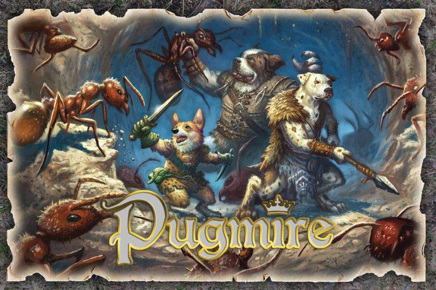Image result for Pugmire RPG