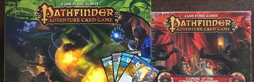 The Pathfinder Adventure Card Game is Back! LE Promo Bundle
