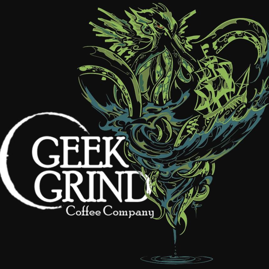 GeekGrindKrakenLogo
