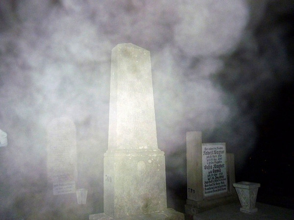 Halloween In Transylvania - Graveyard in Sighisoara 3