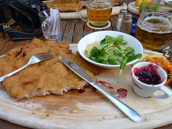 Largest Wiener Schnitzel 2