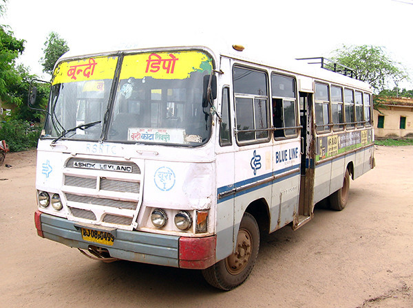 Indian bus