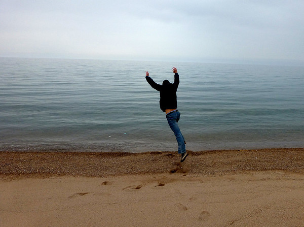 Issyk-Kul Lake Swim