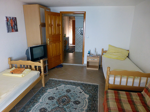 Renting A Short-Term Apartment Interior in Ulcinj