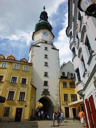 Old City, Bratislava, Slovakia
