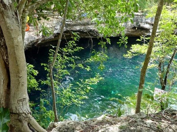 Cenote Eden Mexico 3