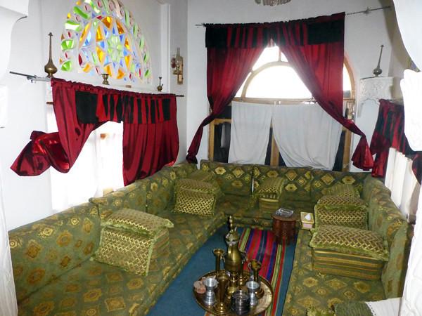 Dawood Hotel, Sanaa, Yemen (mufrage)