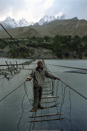 Passu, Karaokaram Mountains, Pakistan