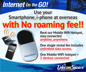Mobile WiFi Router - Telecomsquare