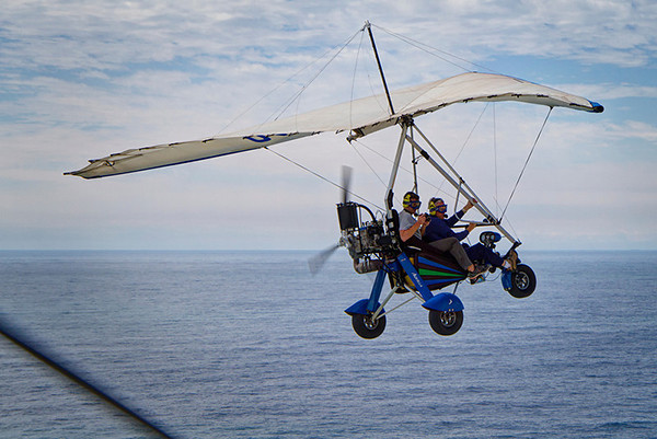 Microlight in South Africa