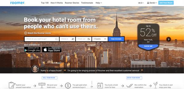 Roomer Travel
