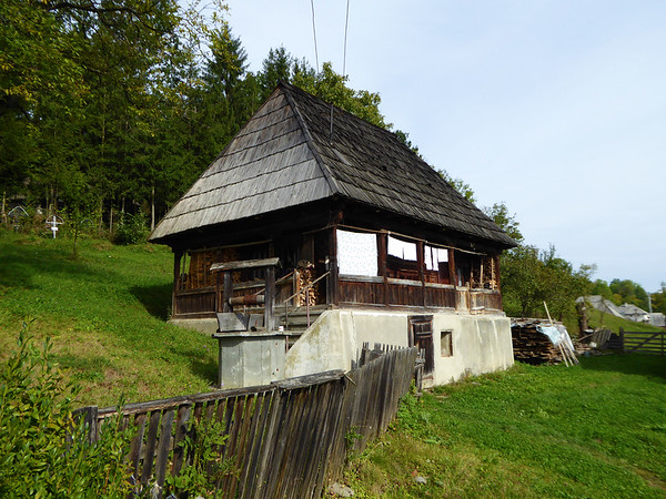 House in Maramures