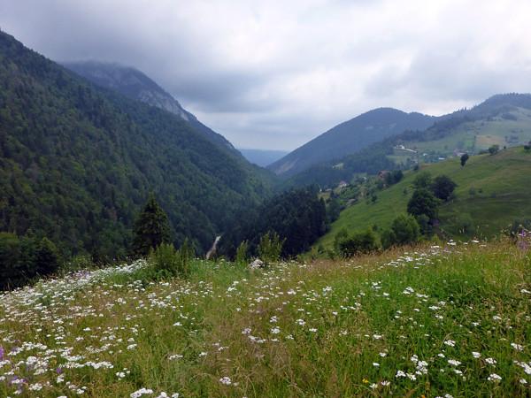 Magura, Romania - hiking