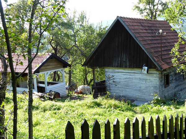 Bulzesti - house