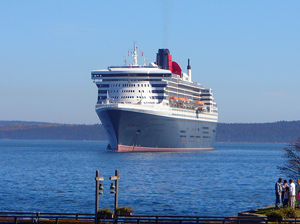 Cruise Ship Employment