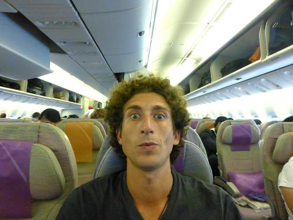 Travel Habits - Aisle Seat